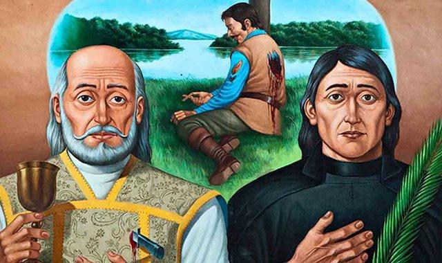 Primeiros Santos Mártires brasileiros