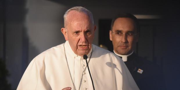 Papa Francisco tocou em assunto quase proibido – e a mídia fingiu que nem ouviu
