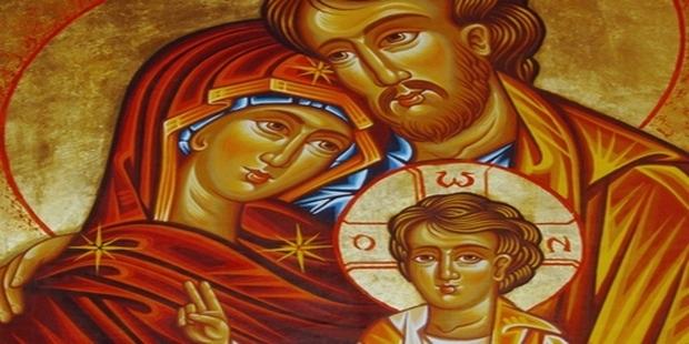 Rezemos à Sagrada Família